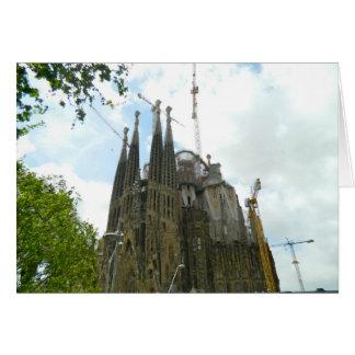 Sagrada Familia、バルセロナ カード