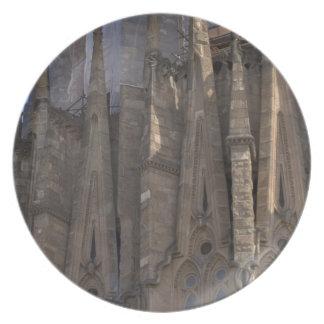 Sagrada Família、バルセロナ プレート