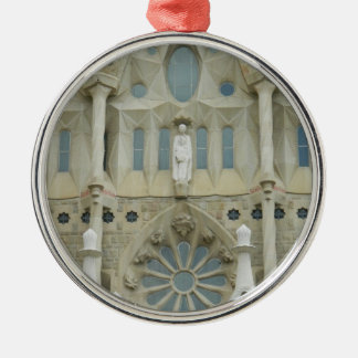 Sagrada Familia、バルセロナ メタルオーナメント