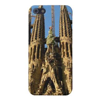 Sagrada Familia iPhone SE/5/5sケース