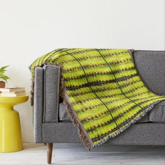 Saguaro Skin Custom Throw Blanket スローブランケット