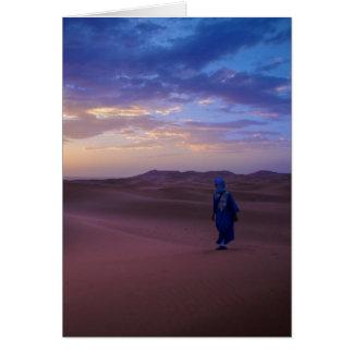 Saharan日の出 カード