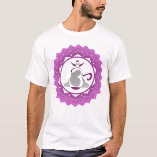Sahasraraのチャクラ Tシャツ