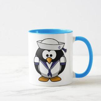 Sailor Penguin マグカップ