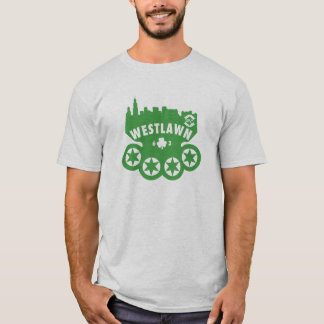 Saint patricks day WestlawnのTシャツ Tシャツ