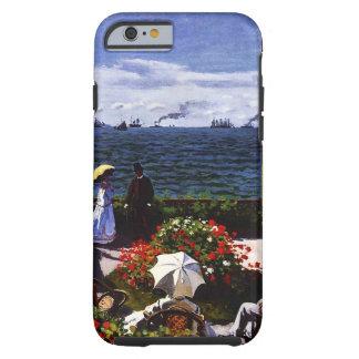 Sainte-AdresseのクロウドMonet-The台地 iPhone 6 タフケース