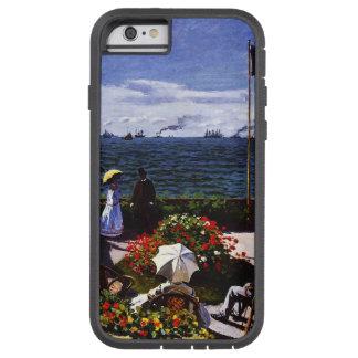 Sainte-AdresseのクロウドMonet-The台地 iPhone 6 タフ・エクストリームケース