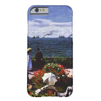 Sainte-AdresseのクロウドMonet-The台地 iPhone 6 ベアリーゼアケース