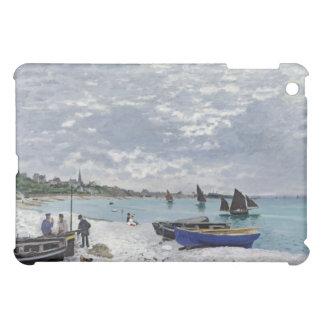 Sainte-Adresse -クロード・モネのビーチ iPad Miniカバー