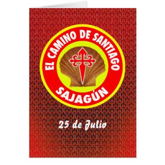 Sajagún カード