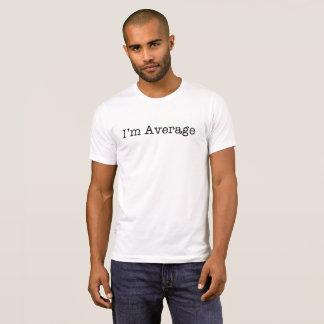 SakamotoStyle: 私は平均Tシャツです Tシャツ