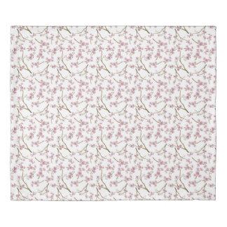 Sakura Cherry Blossom Print 掛け布団カバー