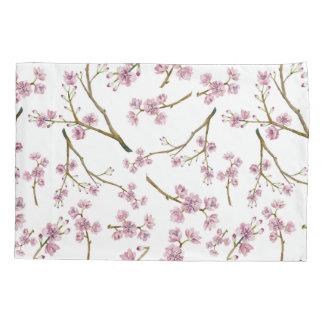 Sakura Cherry Blossom Print 枕カバー