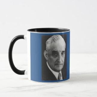 Salazar、ポルトガルのAnotonio P.M. マグカップ