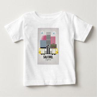 Salford ベビーTシャツ
