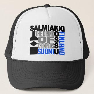 Salmiakki Kossuの帽子-色を選んで下さい キャップ