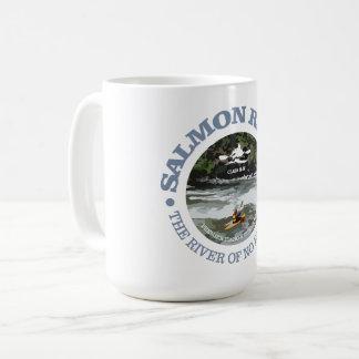 Salmon川(c) コーヒーマグカップ