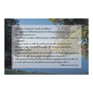 Salmos 23 (カルテル) ポスター