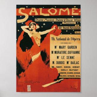 Salome ポスター