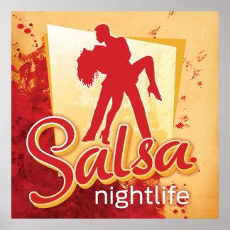 Salsa_poster ポスター