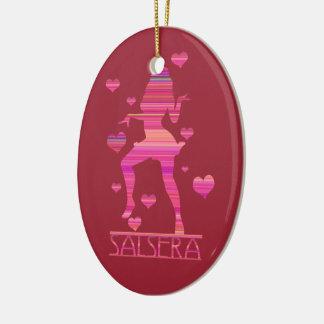 SALSERA -熱いダンサー セラミックオーナメント