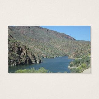Salt川の眺めのアパッシュの道 名刺