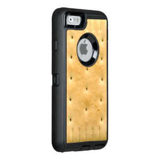 Saltineの長方形 オッターボックスディフェンダーiPhoneケース