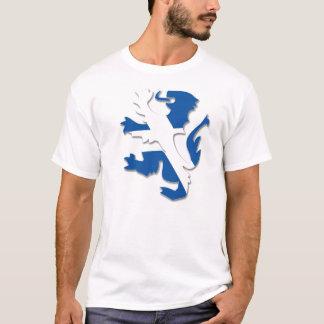 SaltireのライオンのTシャツ Tシャツ