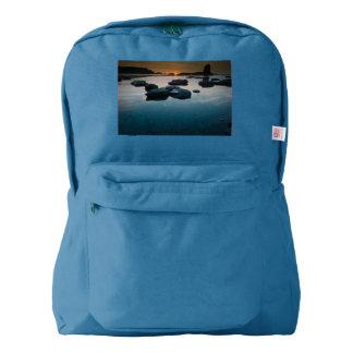 Saltwick湾、Whitby American Apparel™バックパック
