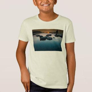Saltwick湾、Whitby Tシャツ