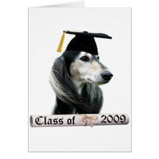 Salukiの卒業生09 カード