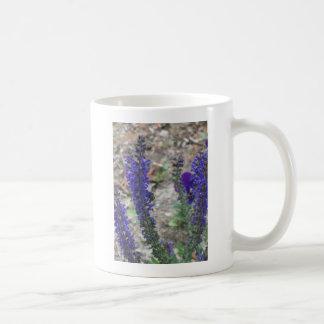 Salviaの~は最初に咲きます コーヒーマグカップ