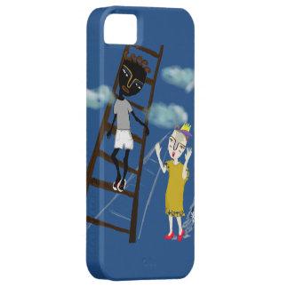 SAMの` Sの物語の電話箱 iPhone SE/5/5s ケース