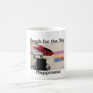 SAM_0141の幸福、空のための範囲 コーヒーマグカップ