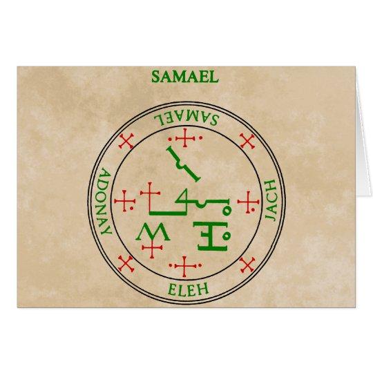 samael カード