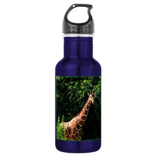 Samburuのキリン ウォーターボトル