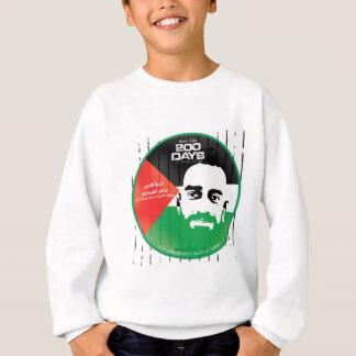 SamerのAlのIssawiのハンガーストライキ スウェットシャツ