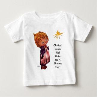 SamiによってLilの子供シリーズから私に輝くな星をして下さい ベビーTシャツ