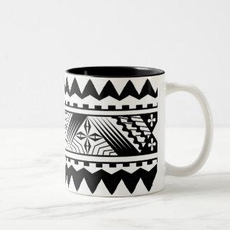 SAMOAN TATOOのマグ ツートーンマグカップ