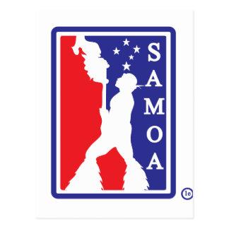 SamoanNBA.ai ポストカード