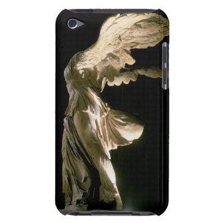 Samothrace (Parian 3月の勝利の側面図 Barely There iPod ケース