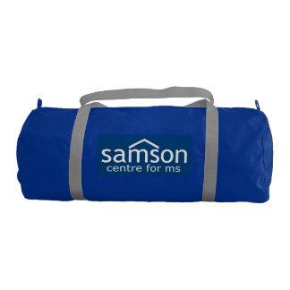 Samsonの中心 ジムバッグ