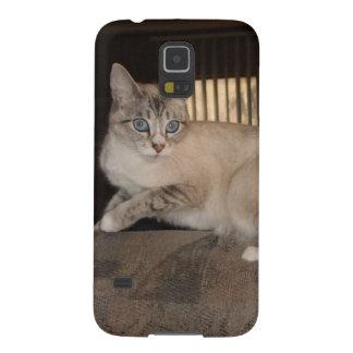 Samsungの銀河系の愛らしい動物の箱 Galaxy S5 ケース
