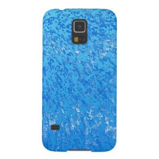 Samsungの銀河系S5の箱のグランジな芸術の抽象芸術 Galaxy S5 ケース