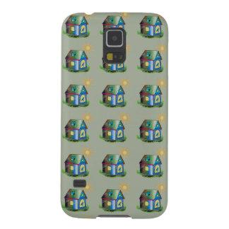 Samsungの銀河系S5の箱の巣箱のデザイン Galaxy S5 ケース
