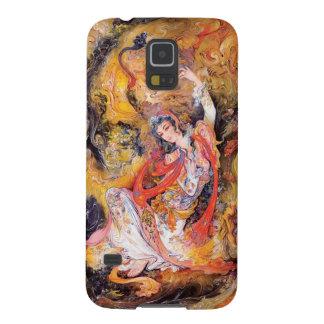 Samsungの銀河系S5 -ペルシャのミニチュア Galaxy S5 ケース