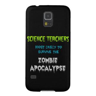 Samsungの銀河系S5 ScienceTeacherApocalypse Galaxy S5 ケース