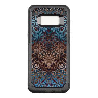 Samsungの銀河系S8の箱の民族の種族パターン オッターボックスコミューターSamsung Galaxy S8 ケース