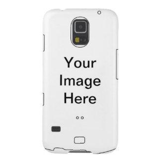 Samsungの関連QPCのテンプレート Galaxy S5 ケース