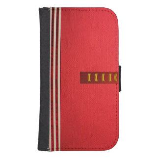 Samsungの革財布および電話箱 ウォレットケース